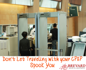 Traveling with your CPAP machine can be a breeze.